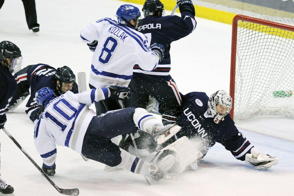 nejlepší střelci NHL Auston Matthews, David Pastrňák