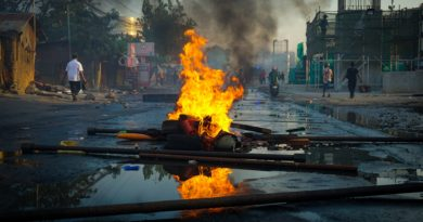 Řecko v krizi
