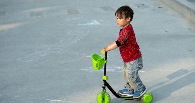 Dětská koloběžka: víte jak ji správně vybrat?