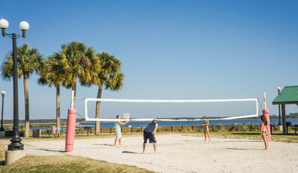 dieta plážový volejbal