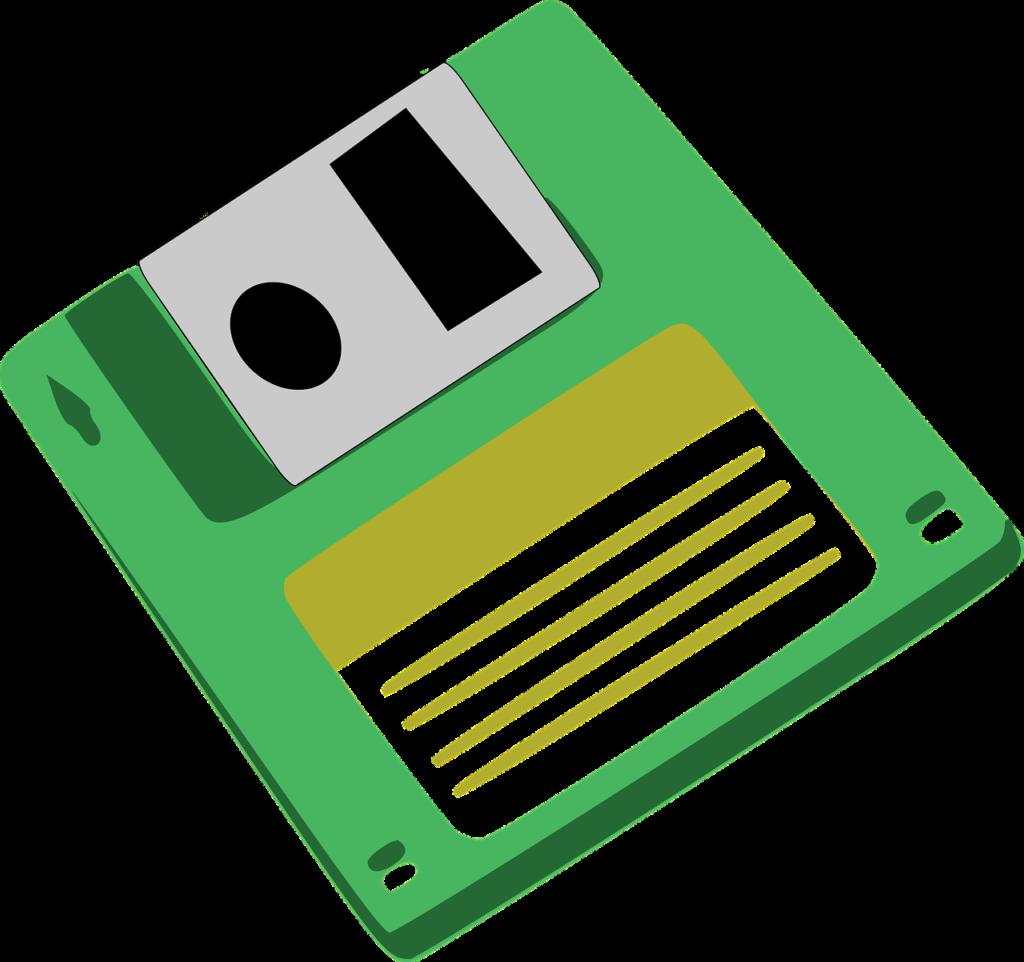 disketa Historie, současnost a budoucnost externích datových úložišť
