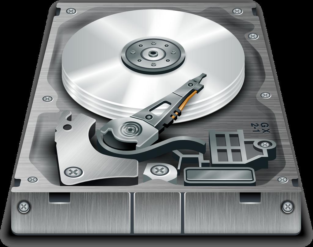 pevný disk Historie, současnost a budoucnost externích datových úložišť
