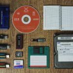 Historie, současnost a budoucnost externích datových úložišť