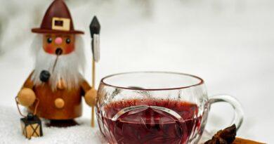 svařené víno léčivé účinky