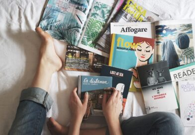 databáze pro časopisy